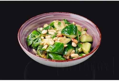 Пай Хуангуа (салат Битые огурцы)