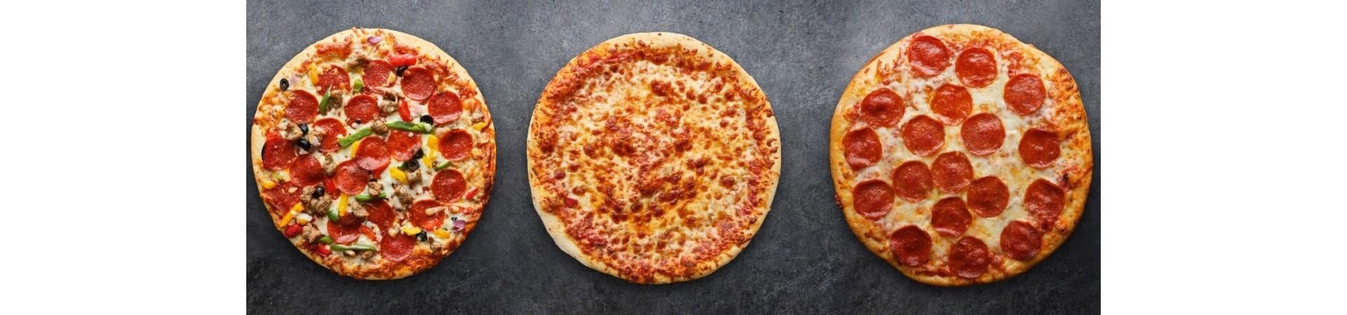 КОМБО из 3 пицц за 999 руб.